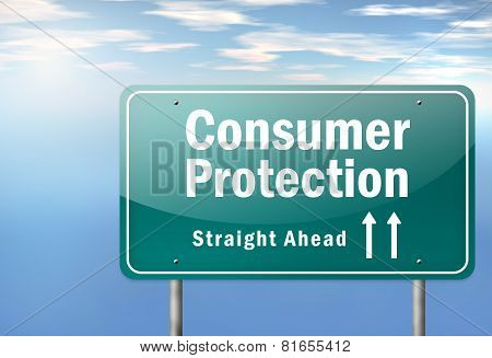 Highway Signpost Consumer Protection