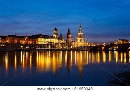 Dresden Cityscape