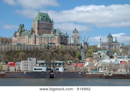 Quebec Harbor