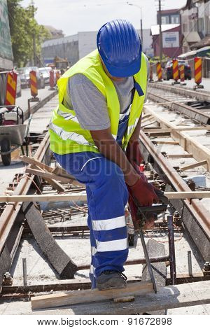 Chainsaw Worker