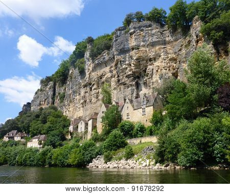 The Dordogne's La Roque-Gageac