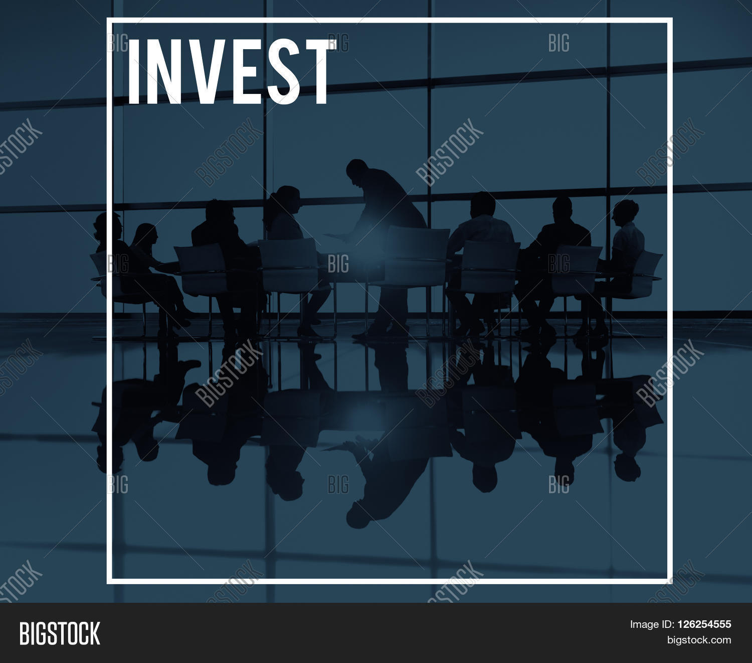 Invest Investment Investing Finance Money Concept