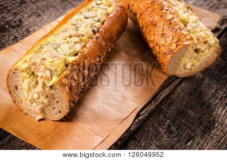 Big Sandwiches