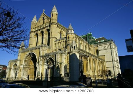 St Annes Cathedral Belfast