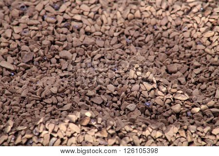 image of many instant coffee at day ** Note: Shallow depth of field