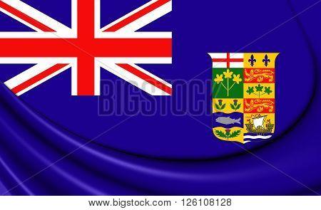Canadian Blue Ensign (1868-1921)