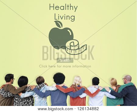 Health Living Insurance Exercise Vitality Life Concept