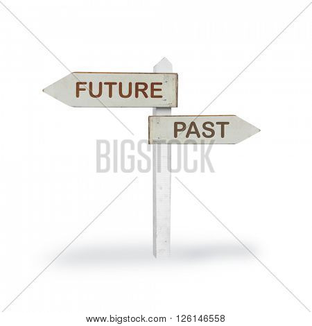 Conceptual future and past