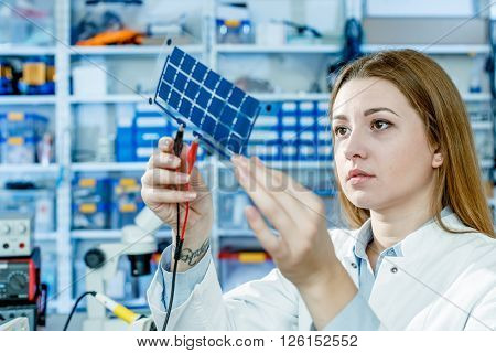 Development of Film solar cell