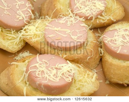 Sandwiches With Sausage