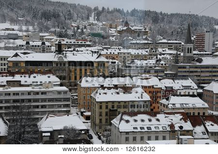 City of La Chaux-de-Fonds