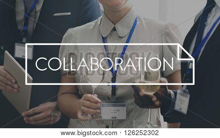 Collaboration Team Team Work Partnership Concept