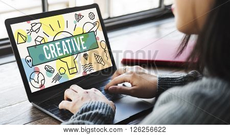 Creative Creativity Inspire Ideas Innovation Concept