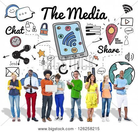 The Media Information Communication Message Concept