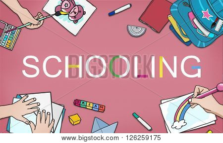 School Schooling Student Knowledge Educational Concept