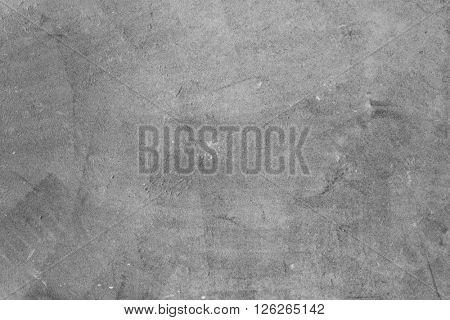 Concrete, plaster floor backround. Natural grunge texture, raw surface