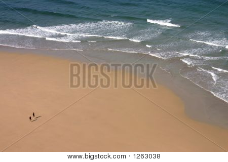 Praia de antena