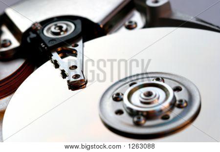 Rigid Computer Disk.