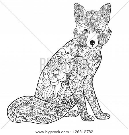 Safari Animals Coloring Pages - GetColoringPages.com | 470x450