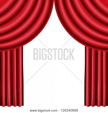 Open Red Curtain 10eps