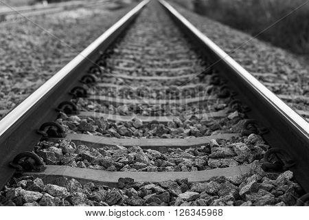 Railways system for diesel train platform, Transportation