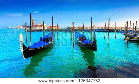 Gondolas in Venice Italy Venice is a city in northeast Italy which is renowned for the beauty of its setting, its architecture and its artworks. It is capital of Veneto region.