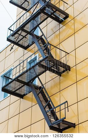 Replacement Ladder Output
