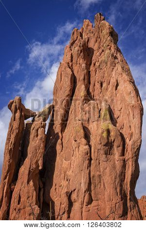 Rock Formation, Garden of the Gods, Colorado Springs, Colorado