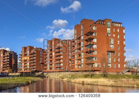 Retirement Apartment Flats