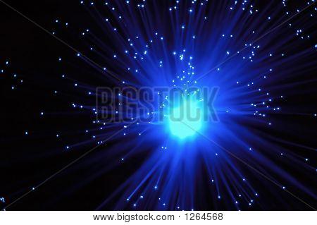 Blue Starfield