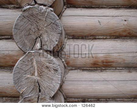 Log Cabin, Detail