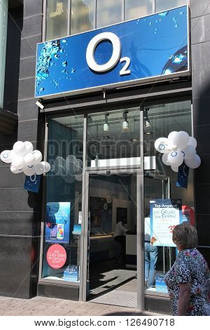 O2 Mobile, Germany