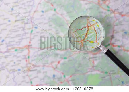 Magnifying Glass Consulting Road Map