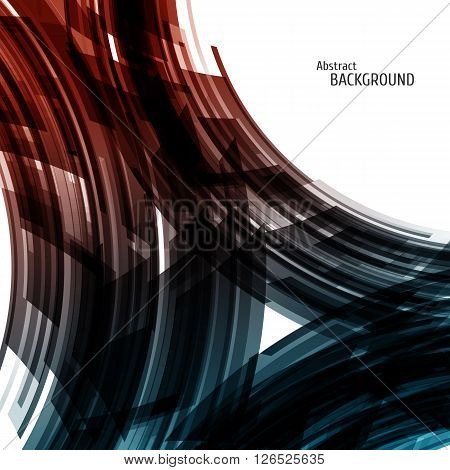 Abstract background. Asymmetry geometric design. For sport flyer business poster design business report design. Vector illustration.