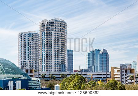 High Rise Hotels Near Tampa Bay Harbor