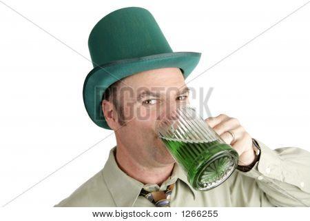 St Patricks Day Drinking