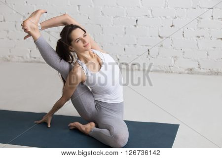 Yoga Indoors: Parivrtta Surya Yantrasana