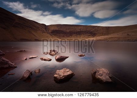 Llyn y Fan Fach Lake
