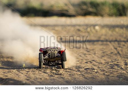 RC leaving others in the dust with its power