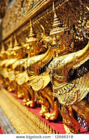 Garuda in Wat Phra Kaew