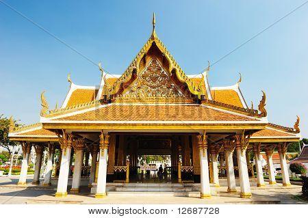 Wat Ratchanatdaram Temple