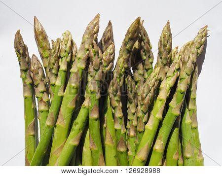 Green Asparagus Vegetables