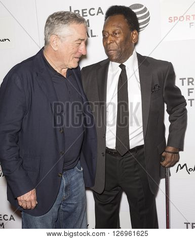 2016 Tribeca Film Festival - Pele Birth Of A Legend
