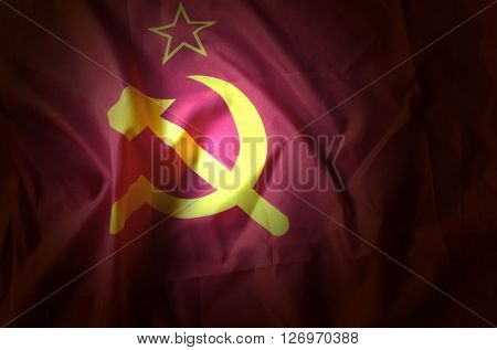 Flag Union of Soviet Socialist Republics (USSR)