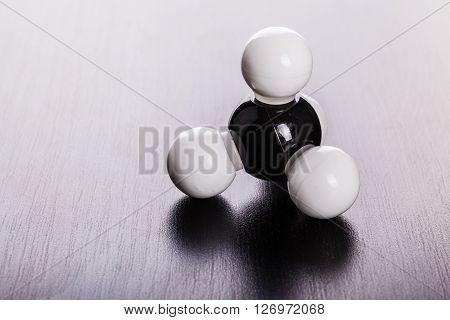 Methane Molecular Structure