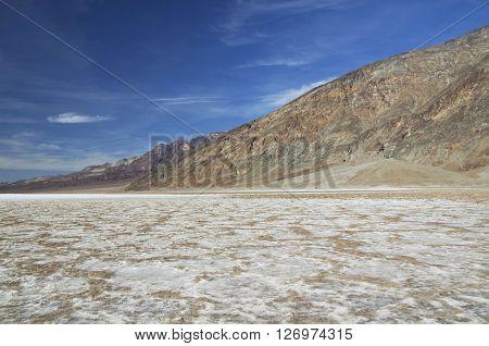Bad Water Basine - Death Valley (California)