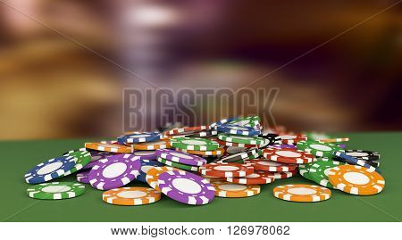 Concept Of Gambling
