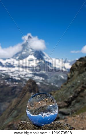 Matterhorn, Valais, Switzerland