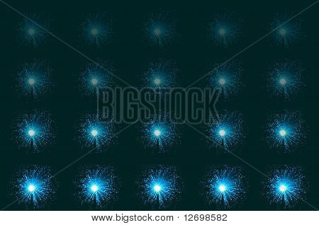 Fibre Optic Telecommunications Background.