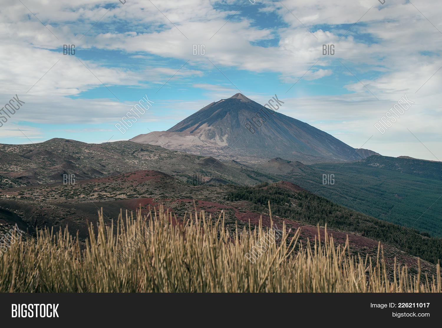 Volcano el teide powerpoint template volcano el teide powerpoint destination powerpoint template 60 slides toneelgroepblik Image collections